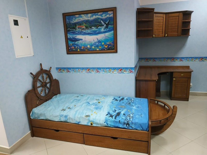 Дитяча кімната Юнга головне фото